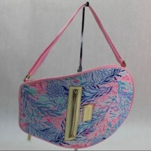 Lilly Pulitzer Tennis Racquet Cover